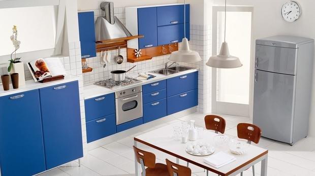 Фотография: Кухня и столовая в стиле Лофт, Интерьер комнат – фото на InMyRoom.ru