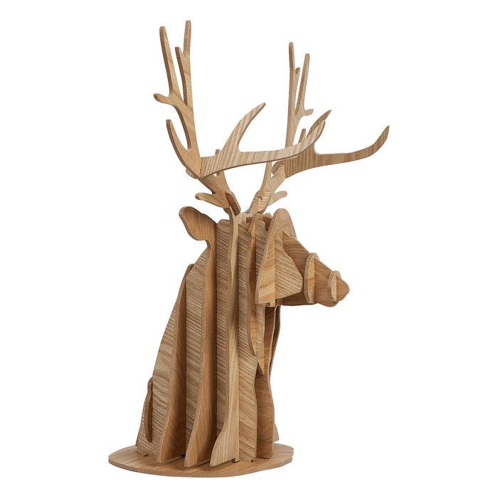 Декоративный бюст оленя Paul