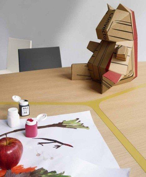 Фотография: Спальня в стиле Современный, Квартира, Цвет в интерьере, Дома и квартиры, B&B Italia – фото на InMyRoom.ru