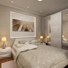 Фото из портфолио Двухкомнатная квартира 61.15 – фотографии дизайна интерьеров на INMYROOM