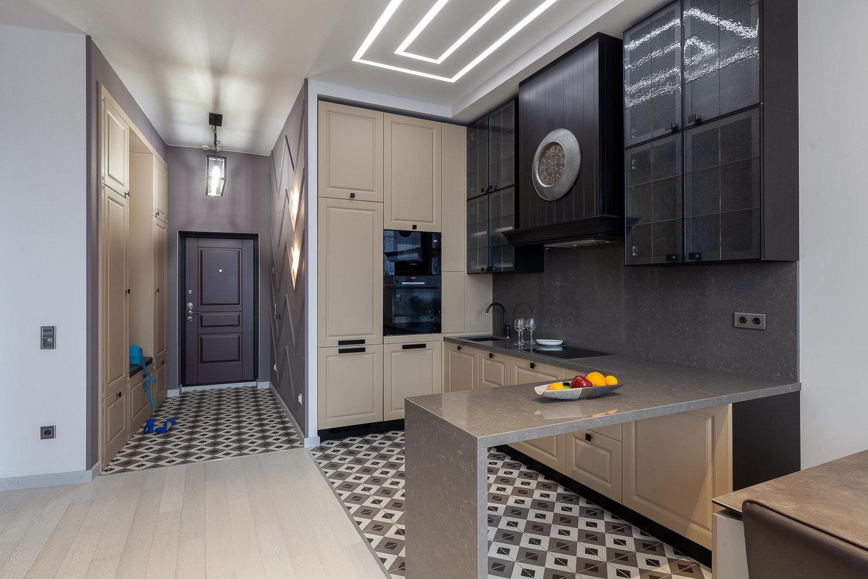 Дизайн: CARMINE HOME