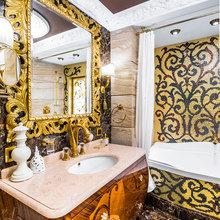 Фото из портфолио Интерьер загородного дома – фотографии дизайна интерьеров на InMyRoom.ru