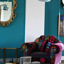 Фотография: Гостиная в стиле Восточный, Эклектика, Франция, Дома и квартиры, Городские места, Отель – фото на InMyRoom.ru