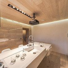 Фото из портфолио КИНОКУХНЯ – фотографии дизайна интерьеров на INMYROOM