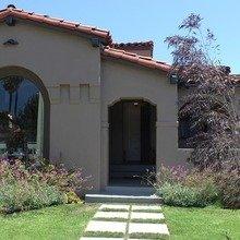 Фотография: Архитектура в стиле , Дом, Дома и квартиры, Ретро, Плитка, Ар-деко, Лос-Анджелес – фото на InMyRoom.ru