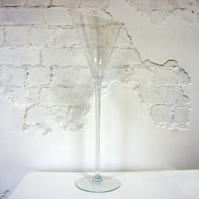 "Стеклянная ваза ""Wineglass"""