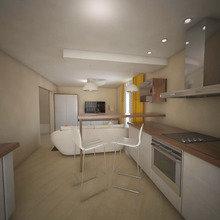 Фото из портфолио Квартира для сдачи в аренду – фотографии дизайна интерьеров на INMYROOM