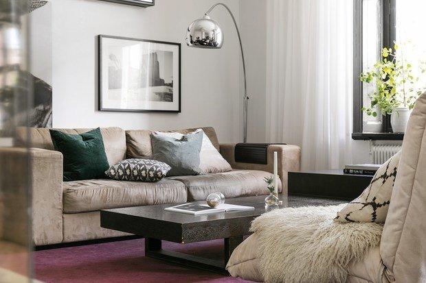 Фотография: Гостиная в стиле Современный, Декор интерьера, Квартира – фото на InMyRoom.ru