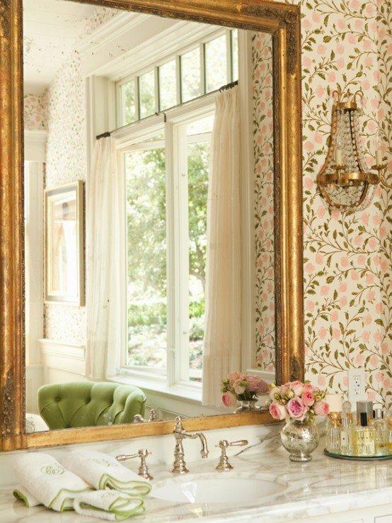Фотография: Ванная в стиле Классический, Современный, Декор интерьера, Интерьер комнат – фото на InMyRoom.ru