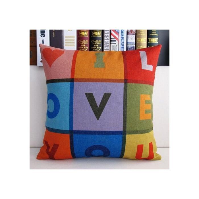 "Чехол на подушку ""Love"""