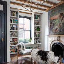 Фото из портфолио Тайнхаус в Бруклине – фотографии дизайна интерьеров на INMYROOM