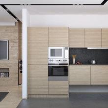Фото из портфолио Кухни и столовые – фотографии дизайна интерьеров на INMYROOM