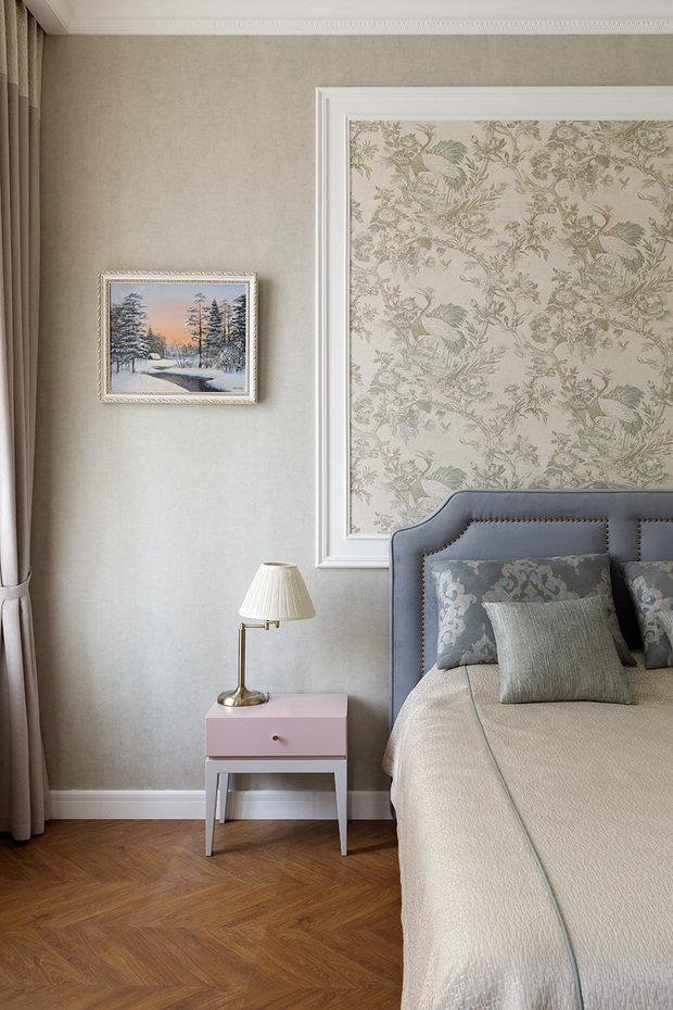 Фото из портфолио Переделка в старом фонде – фотографии дизайна интерьеров на INMYROOM