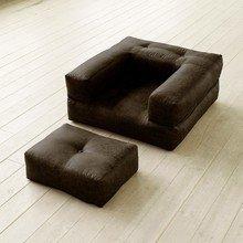 """Кресло-кровать """"Cube MOCCA VINTAGE"""""""