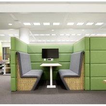 Фото из портфолио эргономичные офисы  – фотографии дизайна интерьеров на InMyRoom.ru