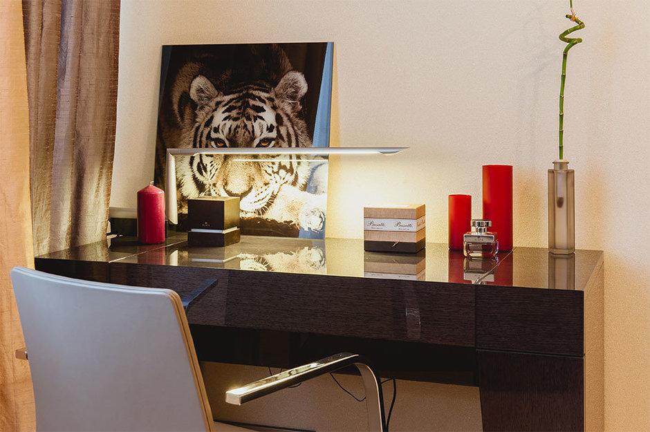 Фотография: Офис в стиле Современный, Квартира, Дома и квартиры, Москва – фото на InMyRoom.ru