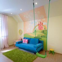 Фото из портфолио Детская с качелей – фотографии дизайна интерьеров на INMYROOM