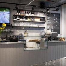Фотография: Кухня и столовая в стиле Лофт, Современный, Дома и квартиры, Городские места, Лондон, Кафе и рестораны – фото на InMyRoom.ru