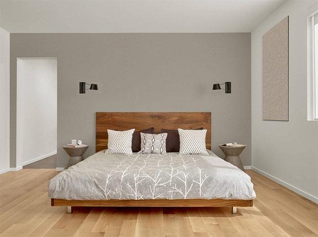 Фотография: Спальня в стиле Минимализм, Советы, Ремонт на практике, Мила Колпакова – фото на InMyRoom.ru