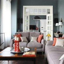 Фотография: Гостиная в стиле Кантри, Декор интерьера, Дом, Декор, Декор дома – фото на InMyRoom.ru