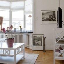 Фотография: Гостиная в стиле Кантри, Классический, Декор интерьера, Декор, Мебель и свет, Советы – фото на InMyRoom.ru