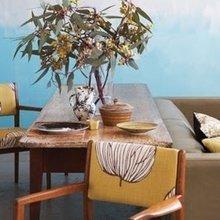 Фотография: Кухня и столовая в стиле Кантри, Декор интерьера, Мебель и свет, Кресло – фото на InMyRoom.ru