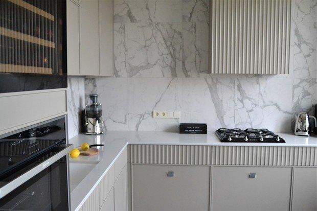 Фото из портфолио Современная классика для кухни – фотографии дизайна интерьеров на INMYROOM