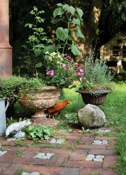Фотография: Ландшафт в стиле , Дом, Дом и дача – фото на INMYROOM