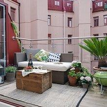 Фото из портфолио Двухуровневая квартира в Швеции – фотографии дизайна интерьеров на InMyRoom.ru