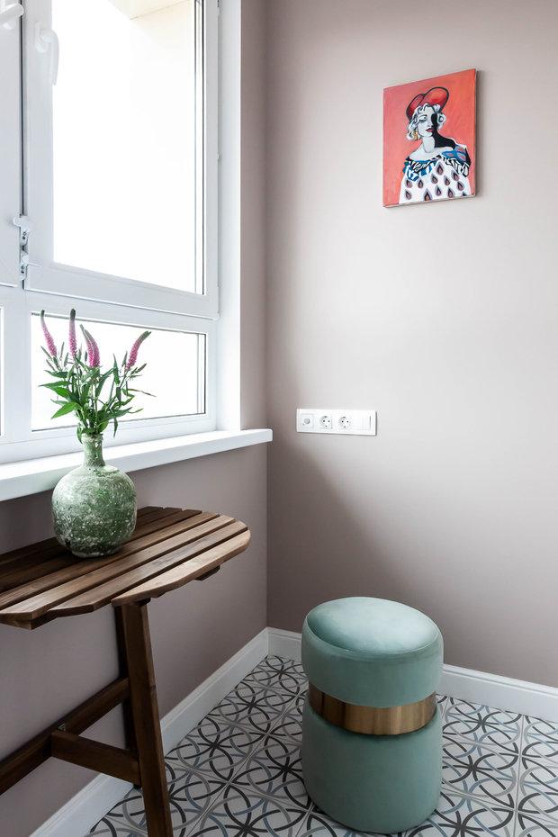 Фото из портфолио Из двушки в трешку – фотографии дизайна интерьеров на INMYROOM