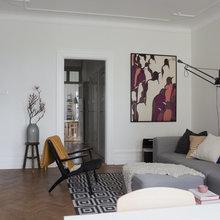 Фото из портфолио SKVADRONSGATAN 12, MALMÖ - SLOTTSSTADEN – фотографии дизайна интерьеров на INMYROOM