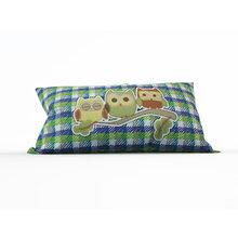 Детская подушка: Сонные совята