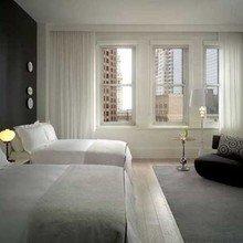 Фотография: Спальня в стиле Минимализм, Дома и квартиры, Городские места, Отель – фото на InMyRoom.ru