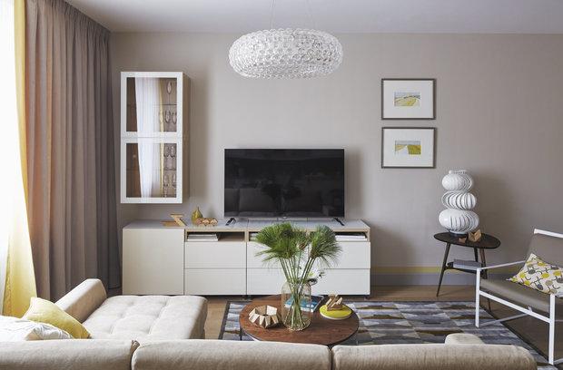 Дизайн: Bon Home Design.