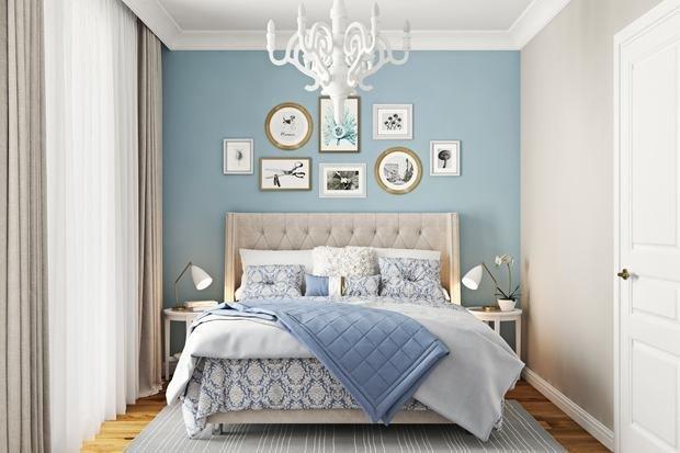 Фотография: Спальня в стиле Прованс и Кантри, Советы, Павел Герасимов, Geometrium – фото на InMyRoom.ru