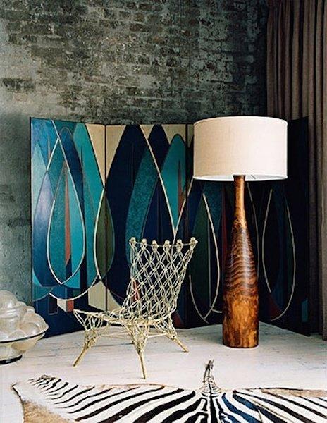 Фотография: Мебель и свет в стиле Эклектика, Декор интерьера, Декор дома, Плетеная мебель – фото на InMyRoom.ru