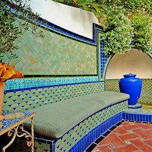 Фотография: Ландшафт в стиле Современный, Дом, Дома и квартиры, Интерьеры звезд, Калифорния – фото на InMyRoom.ru