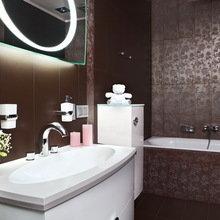 Фотография: Ванная в стиле Современный, Декор интерьера, Квартира, Miele, Дома и квартиры – фото на InMyRoom.ru