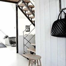 Фотография: Прихожая в стиле Скандинавский, Дизайн интерьера – фото на InMyRoom.ru