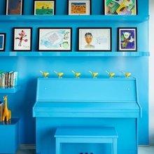 Фотография: Декор в стиле Кантри, Детская, Эклектика, Квартира, Дома и квартиры, Нью-Йорк – фото на InMyRoom.ru