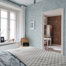 Фото из портфолио Nordenskiöldsgatan 3 B, Linnéstaden – фотографии дизайна интерьеров на InMyRoom.ru