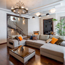 Фото из портфолио Трехэтажный дом в Нижегородской области – фотографии дизайна интерьеров на INMYROOM