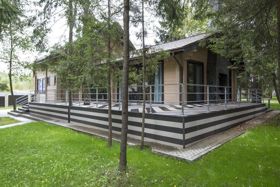 Фотография: Архитектура в стиле , Дом, 4 и больше, Более 90 метров, Студия TS Design, #эксклюзивныепроекты – фото на InMyRoom.ru