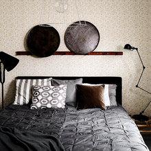 Фотография: Спальня в стиле Скандинавский, Советы, Дом и дача, Финляндия – фото на InMyRoom.ru