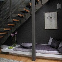 Фотография: Спальня в стиле Лофт, Современный, Эклектика – фото на InMyRoom.ru