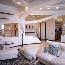 Фото из портфолио Квартира в стиле софт 180 кв.м. – фотографии дизайна интерьеров на InMyRoom.ru