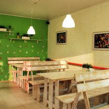 """Фото из портфолио Кафе """"Lime"""" – фотографии дизайна интерьеров на INMYROOM"""