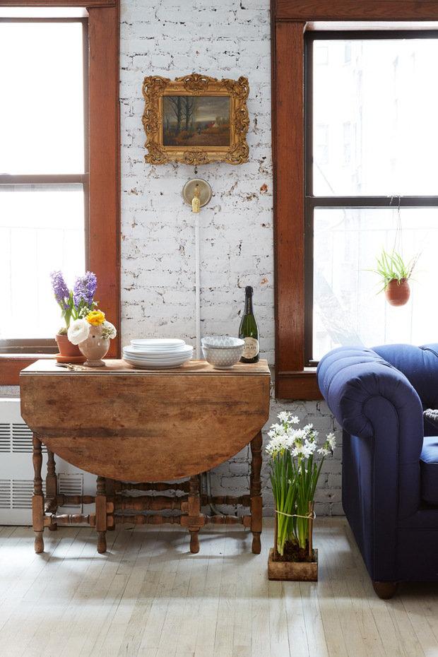 Фото из портфолио 6 способов расширить пространство в маленькой гостиной – фотографии дизайна интерьеров на INMYROOM