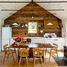 Фотография: Кухня и столовая в стиле Кантри, Декор интерьера, Квартира, Стиль жизни, Советы, Стены – фото на InMyRoom.ru