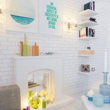 Фотография: Декор в стиле Скандинавский, Декор интерьера, Квартира, Massive, Дома и квартиры, IKEA, Проект недели – фото на InMyRoom.ru